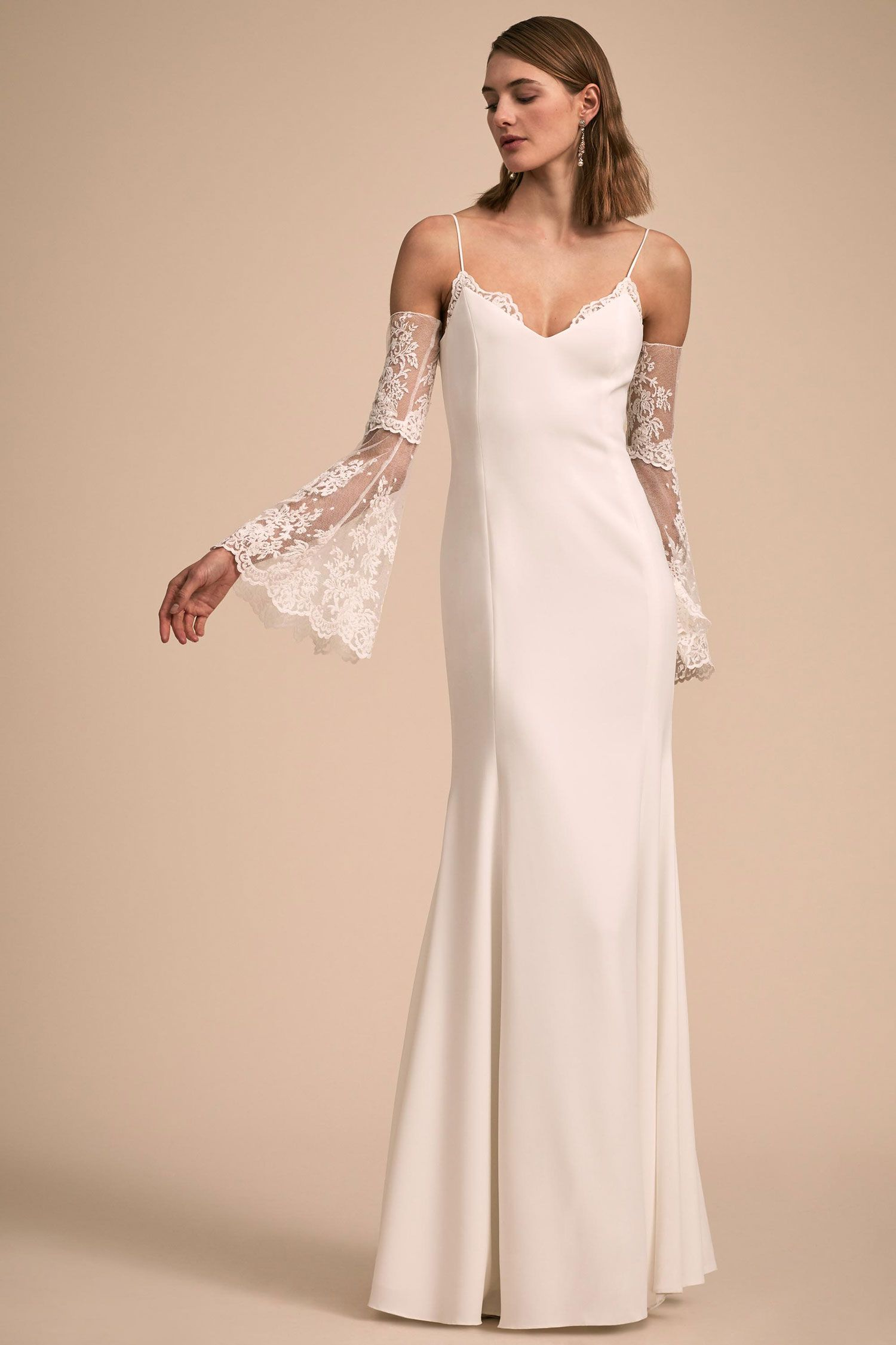Shop Chic Bridal Gowns From The Designer Collective By Bhldn