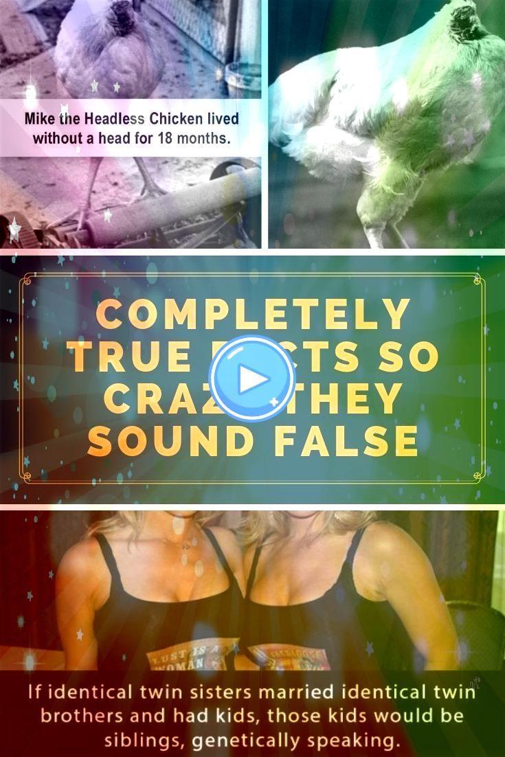 True Facts so Crazy They Sound False Completely True Facts so Crazy They Sound False  ριntєrєѕt αlrєadуtαkєnxσ  A British Explorer Spent 60 Day...
