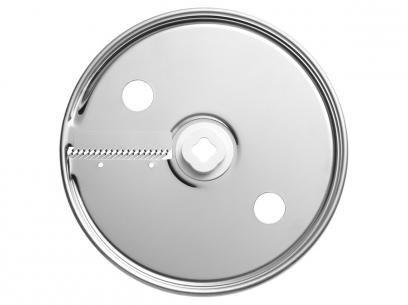 Lâmina para Corte Julienne Inox 19cm - KitchenAid com as melhores condições você encontra no Magazine Casadaprosperida. Confira!
