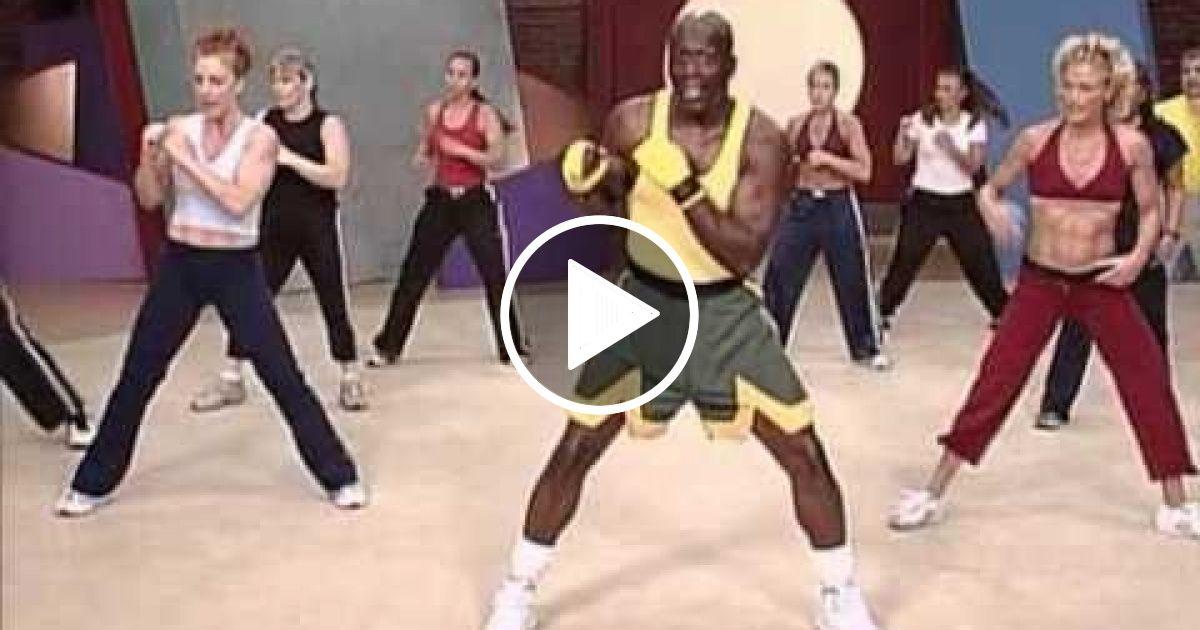 Billy Blanks Tae Bo Cardio 2004 Tae Bo Aerobics Workout