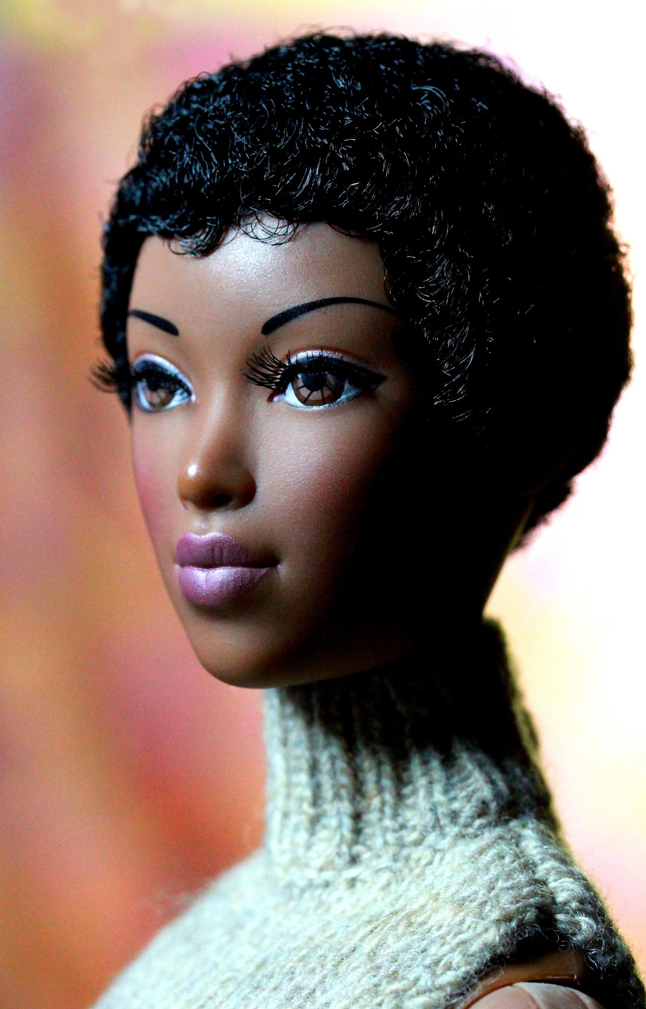 Black Eye Barbie Meme