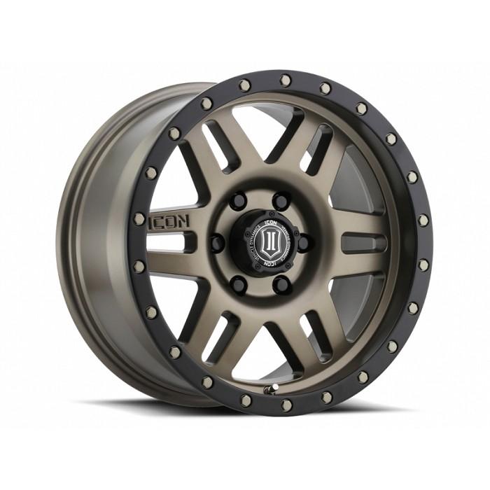 "20042020 F150 ICON Six Speed 17x8.5"" Wheel (Bronze"