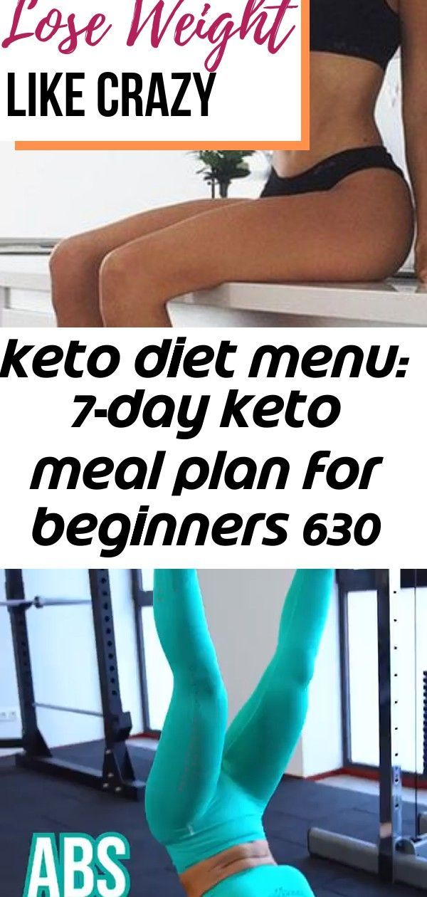#7Day #Beginners #Diet #Keto #meal #Menu #Plan Beginner's 7-day keto diet weight loss with full menu...