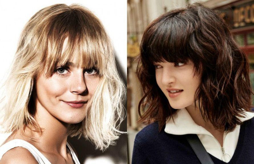 30 Modele De Tunsori Par Mediu La Moda Hairstyle Hair Looks