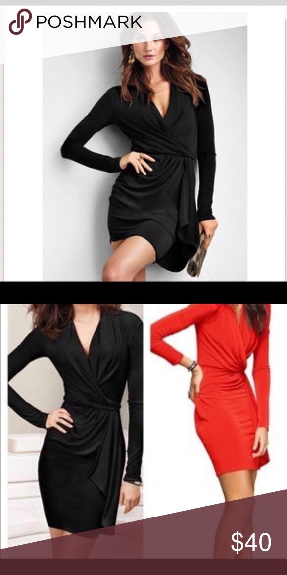 Victoria's Secret Little Black Cocktail Dress