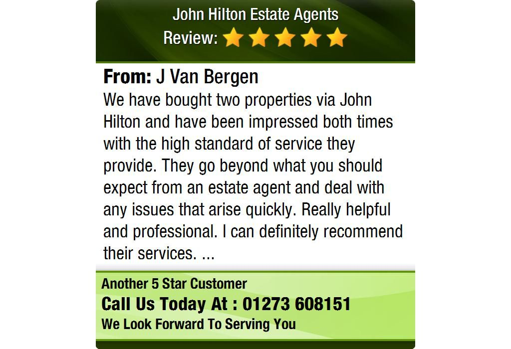 We have bought two properties via John Hilton and have been impressed both times with the...