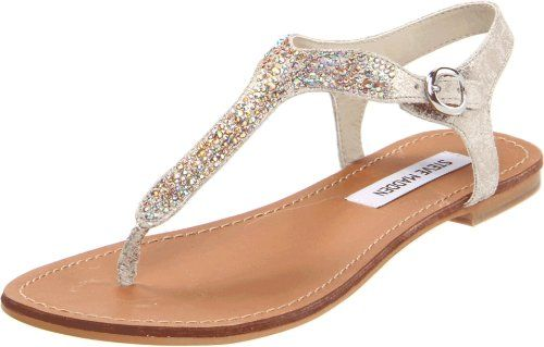 ace6219dbd4 Amazon.com  Steve Madden Women s Beaminng Sandal  Steve Madden  Shoes