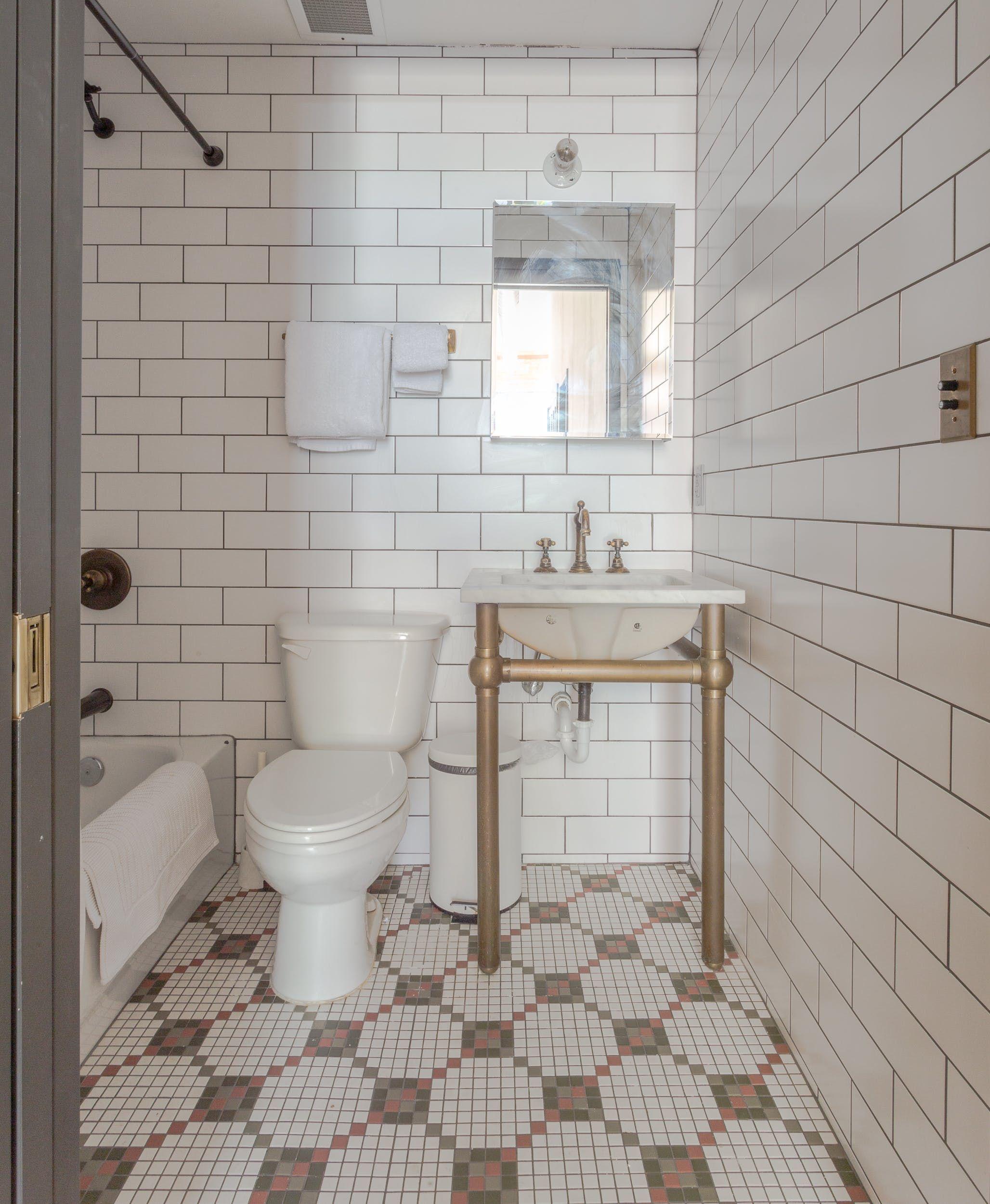 A Remarkably Remodeled Industrial Modern Nashville Loft | Sinks ...