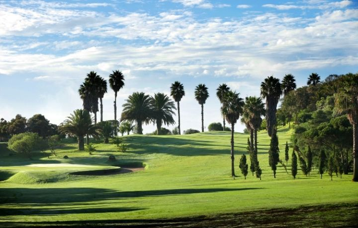 Real Club de Golf de Las Palmas, Grand Canaria, Spain