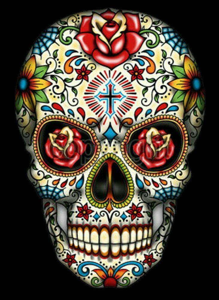 pin von albert trotter auf skulls pinterest mexikanische sch del mexikanisch und sch del. Black Bedroom Furniture Sets. Home Design Ideas