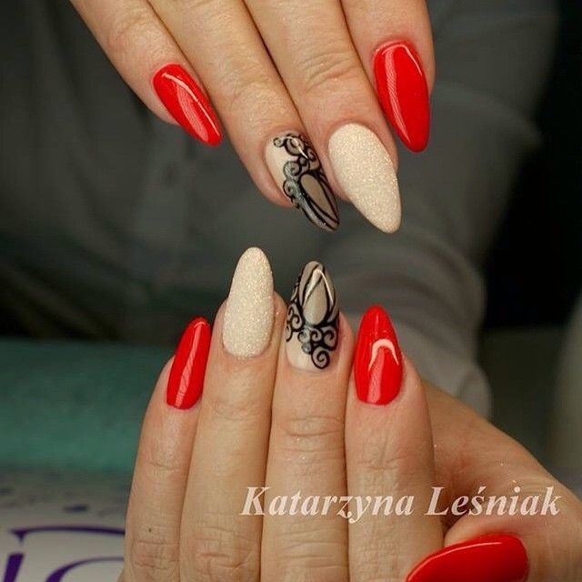 Instagram Photo By At Indigonails Via Ink361com Paznokcie