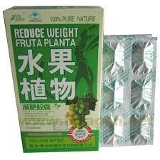 Producto para bajar de peso fruta planta pills