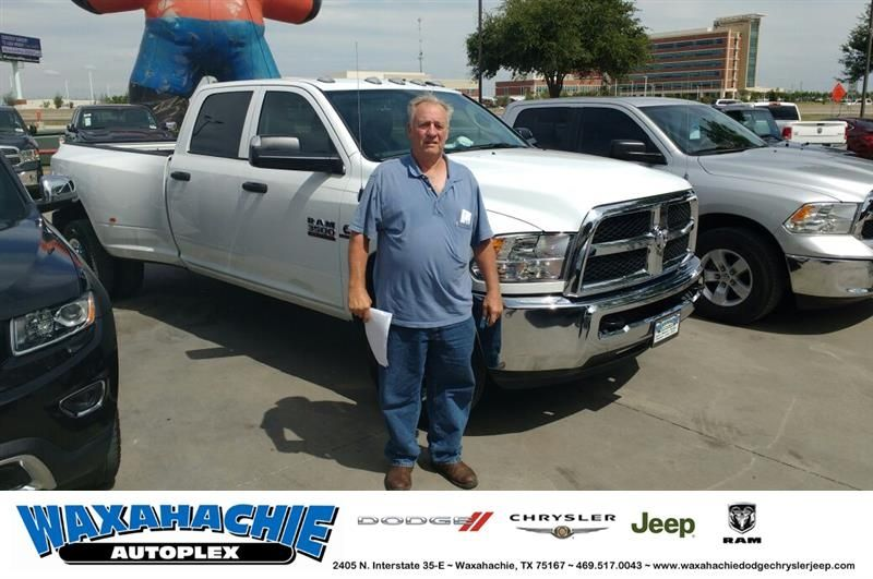 Waxahachie Dodge Chrysler Jeep Customer Review I have a lot of cars