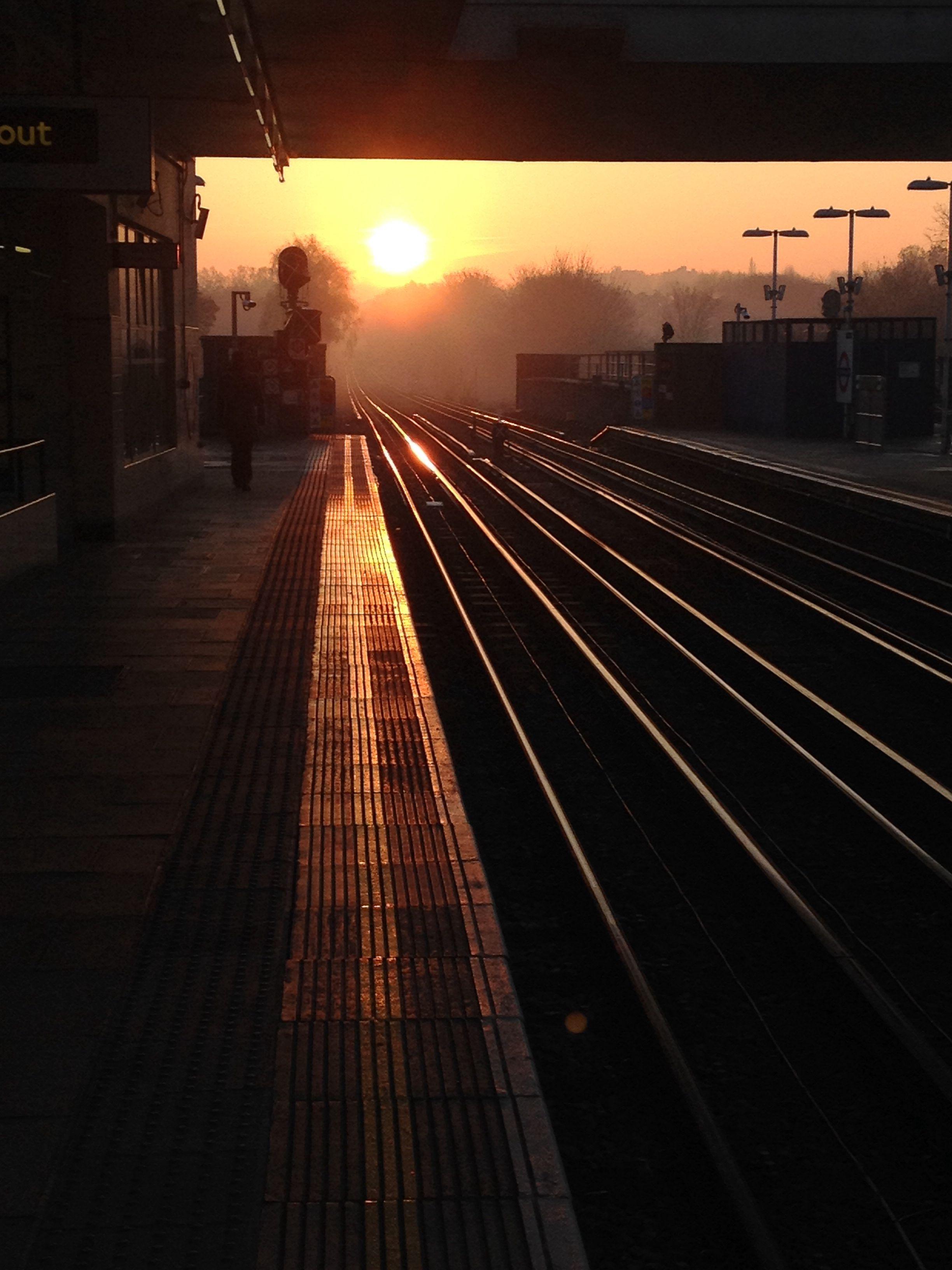 East Finchley Tube London underground tube, London