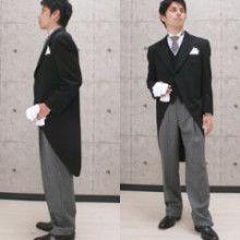 29a08bbde966d モーニング 服装 男性