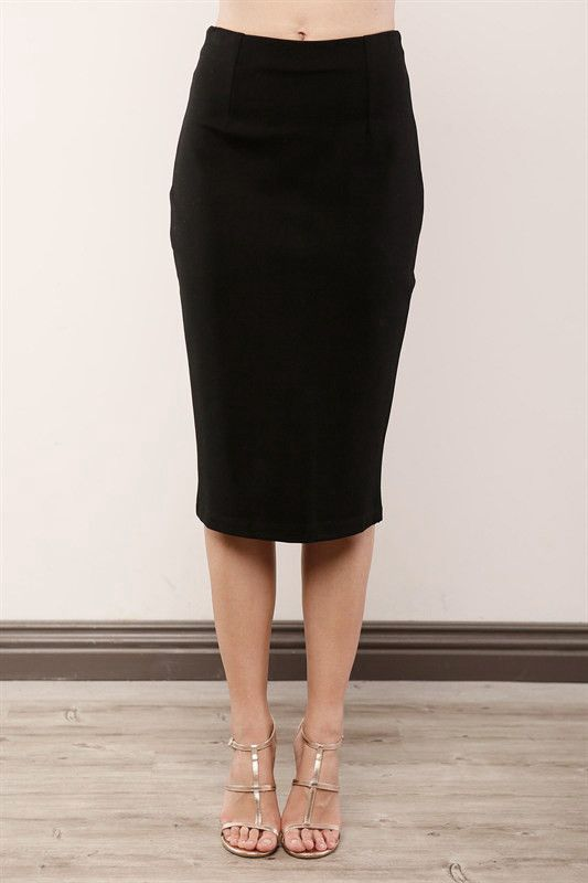 midi pencil skirt chic and pencil skirts