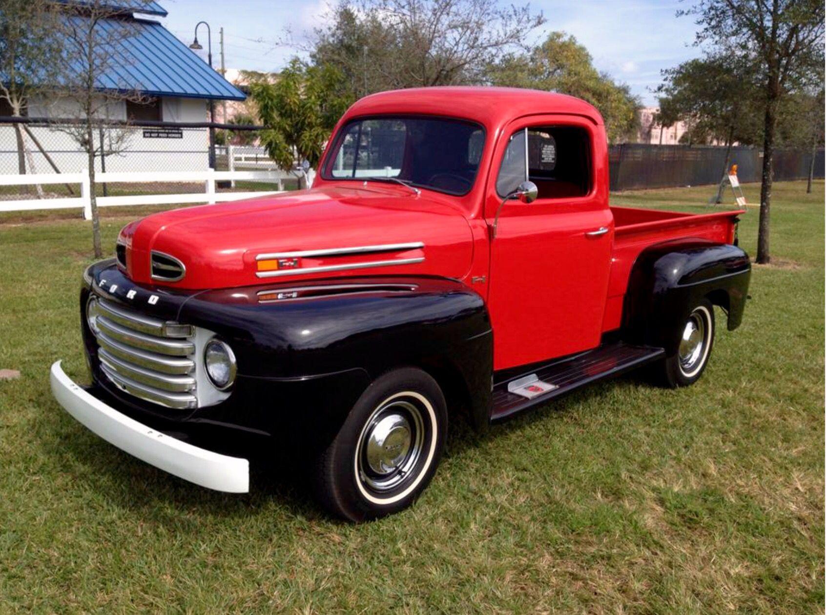 1948 Ford F1 | Ford | Pinterest