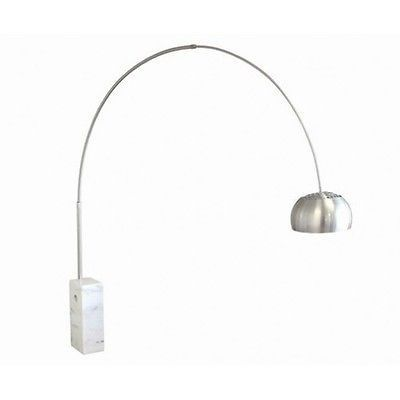 Arco Style Floor Lamp $325 - Walnut http://furnishly.com/catalog ...