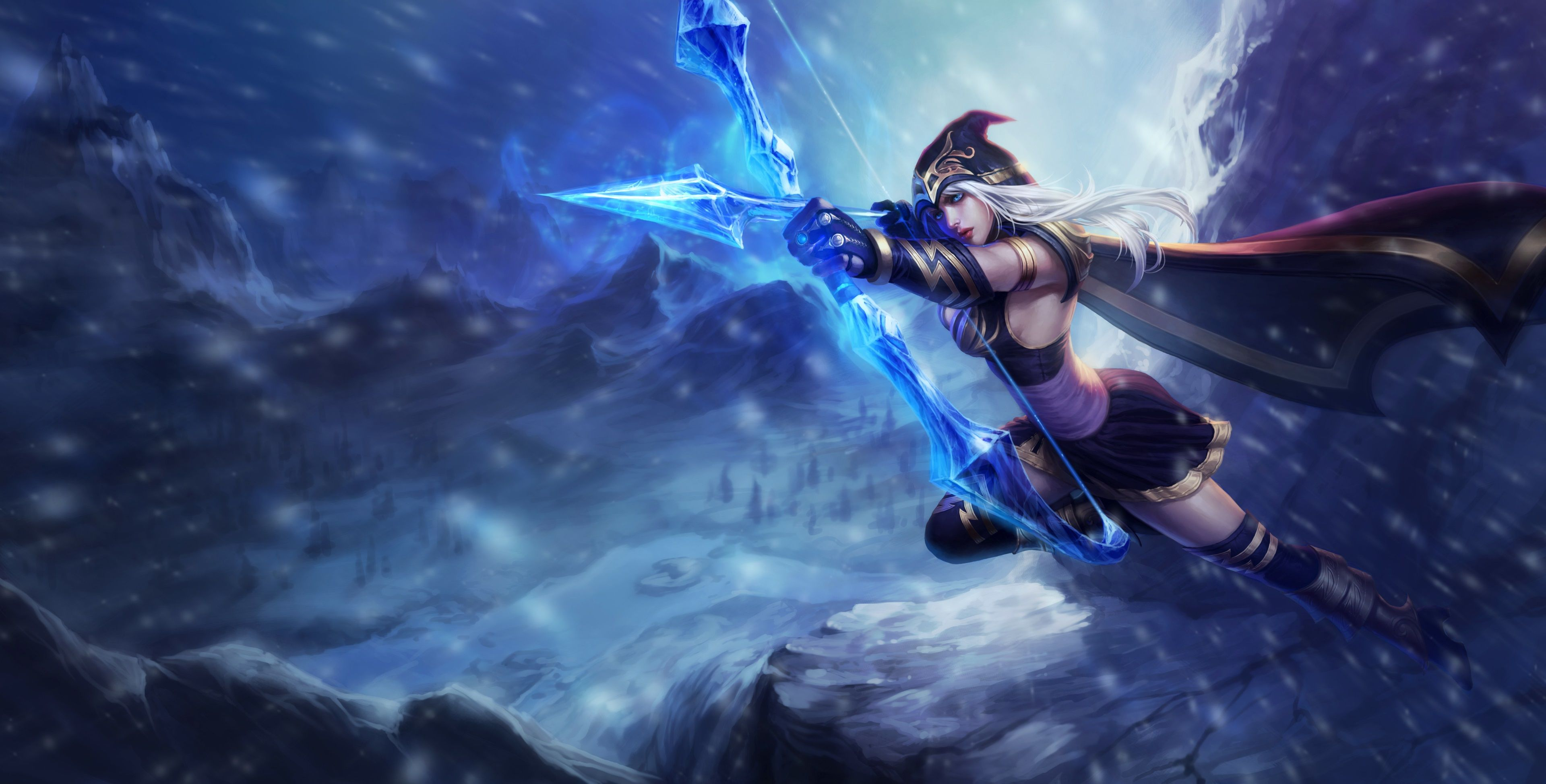 3840x1948 League Of Legends 4k Background Hd Wallpaper Lol League Of Legends League Of Legends Game League Of Legends