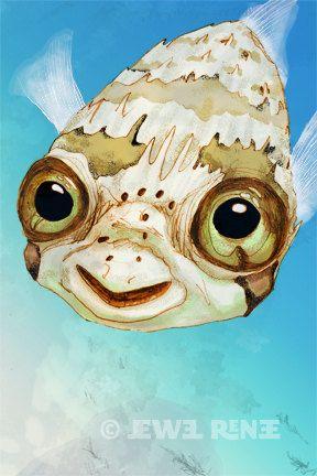 Aquatic Art Ideas