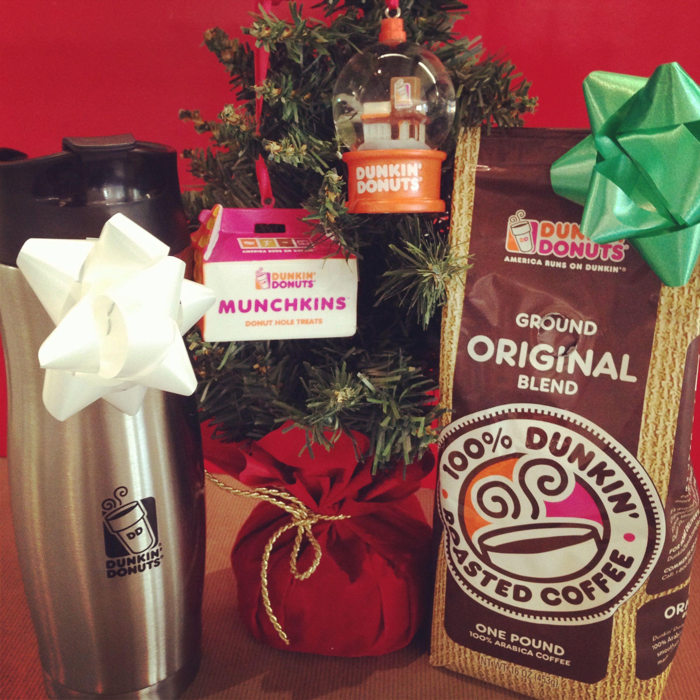 Free shipping on the Dunkin' site today! Which Dunkin