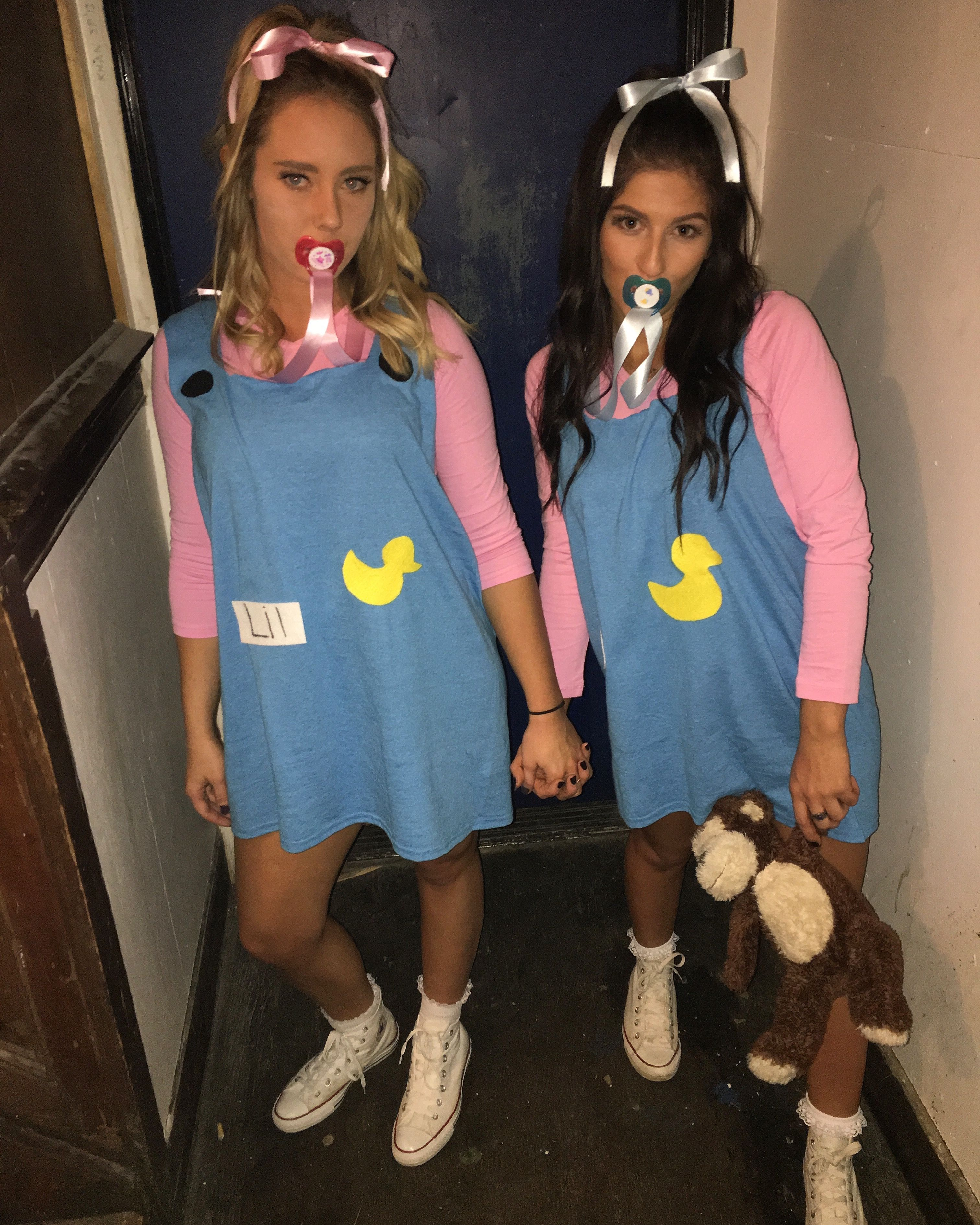 Phil and lil costume halloween Pinterest