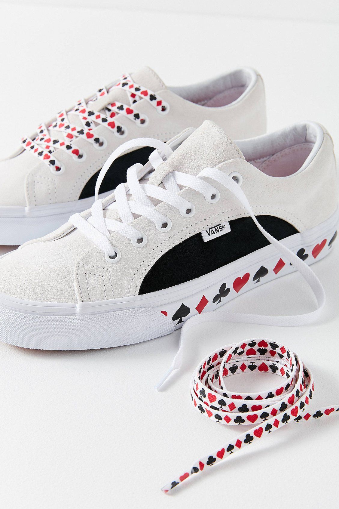 c9a8d1267bc5 Vans UO Exclusive Playing Card Lampin Suede Sneaker in 2019