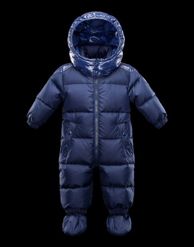 Moncler Enfant Poney looks like it was inspired by a space