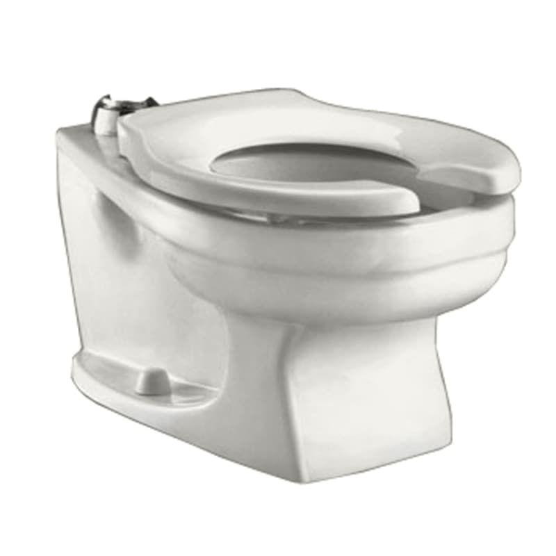 American Standard 2282 001 Baby Devoro Round Front Toilet Bowl