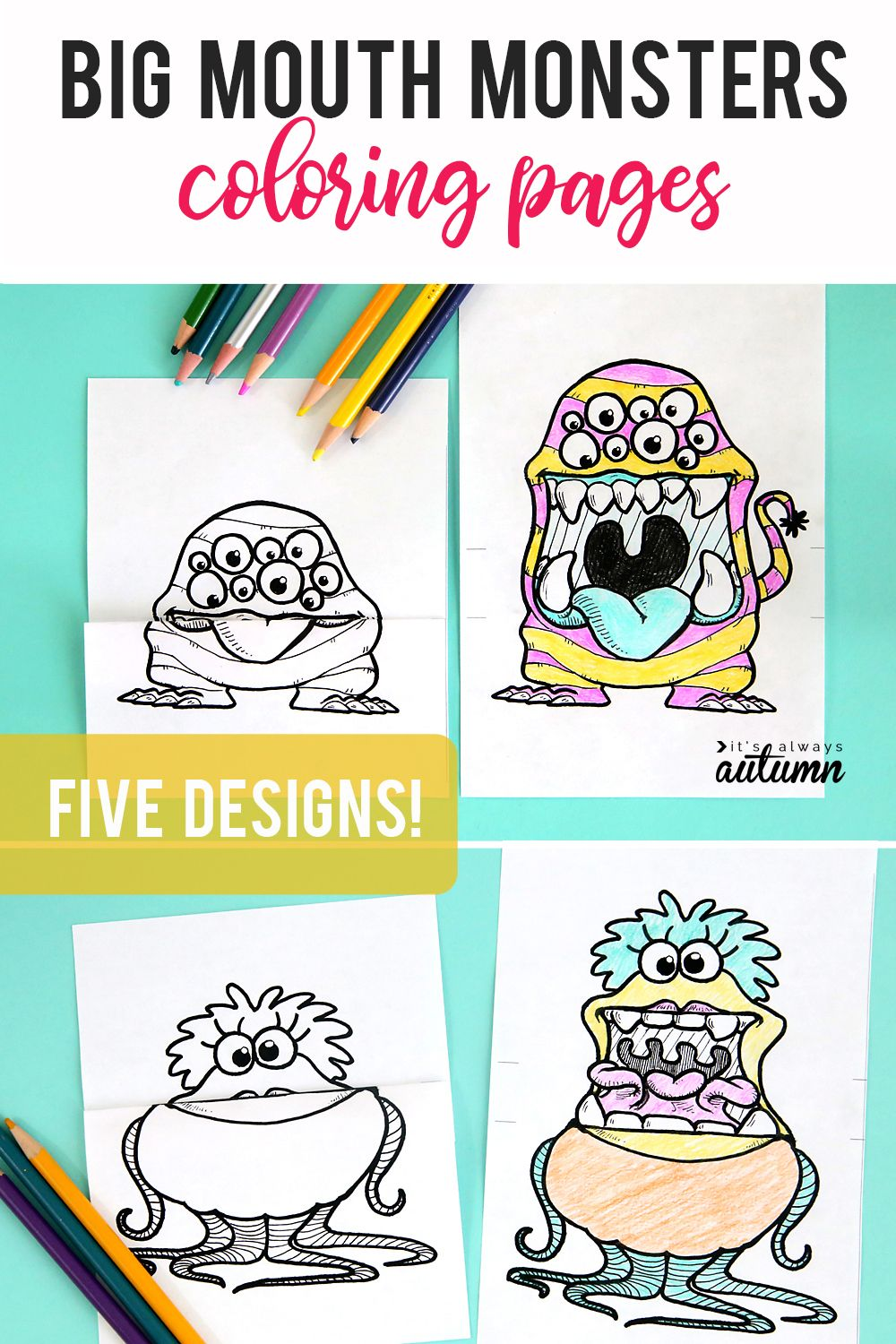 Surprise Big Mouth Fish Printable Bible Crafts Art And Craft Videos Big Mouth