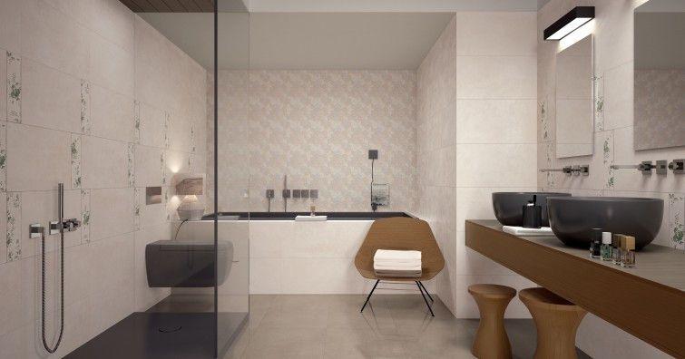Fabulous Marca Corona #Creation Grey 30x60 cm 0114   #Feinsteinzeug  FM16