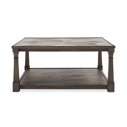 Shop The Arno Collection At Arhaus Coffee Table With Shelf