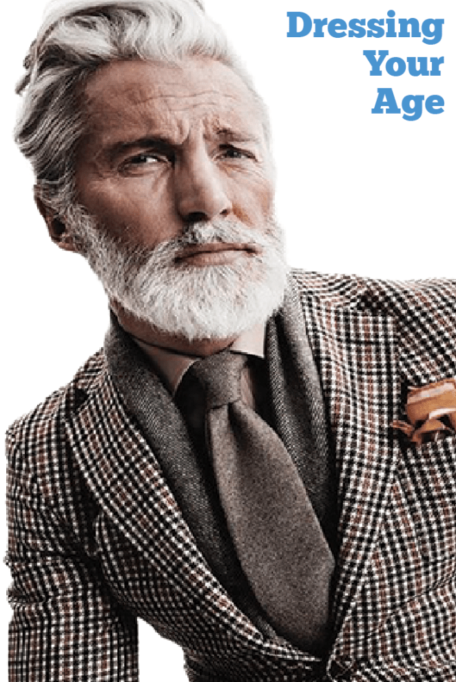 6 Signs You Are Not Dressing Age Appropriately Old Man Fashion Big Men Fashion Well Dressed Men