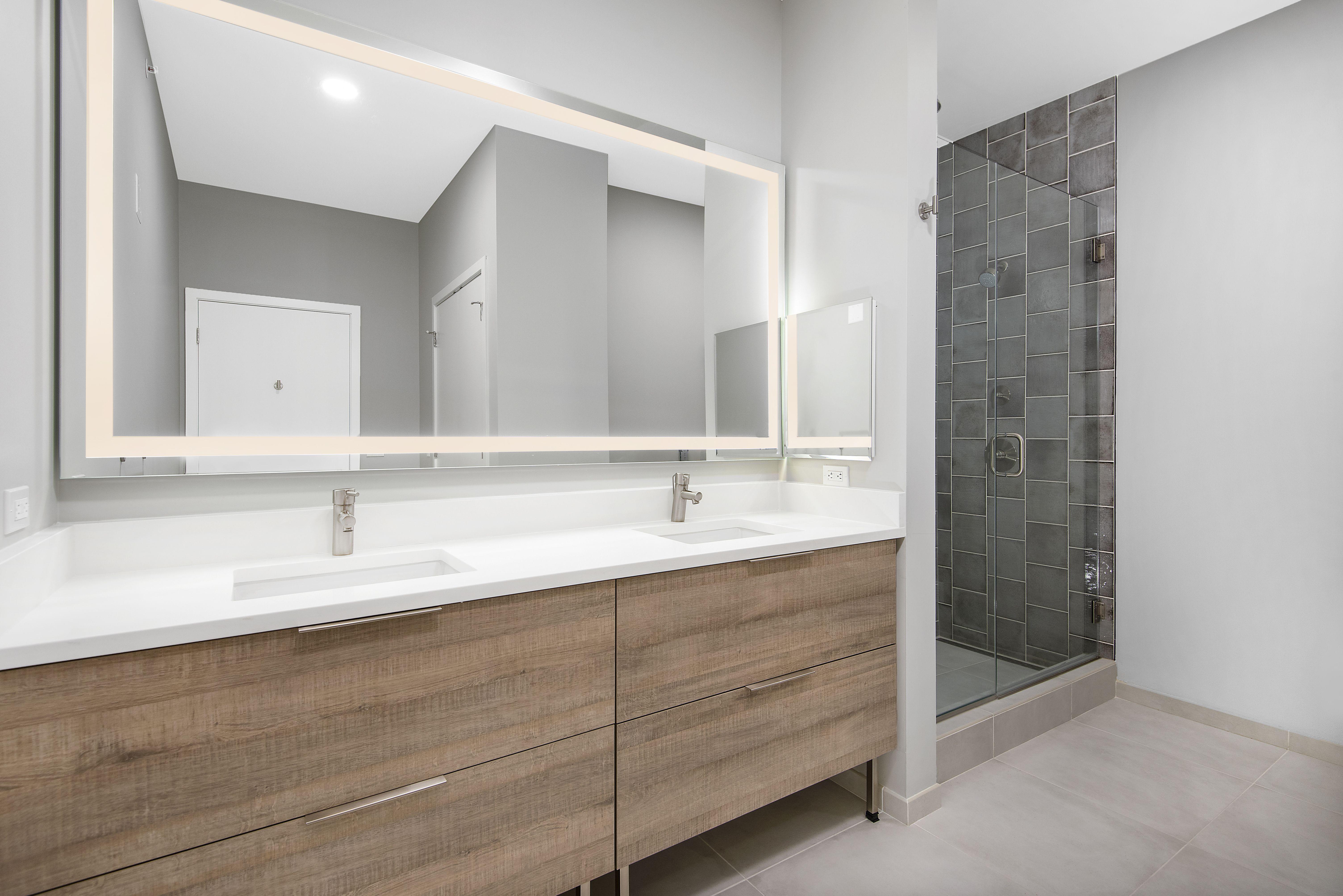 Aurélien Chicago Penthouse Bathroom Design in 2020