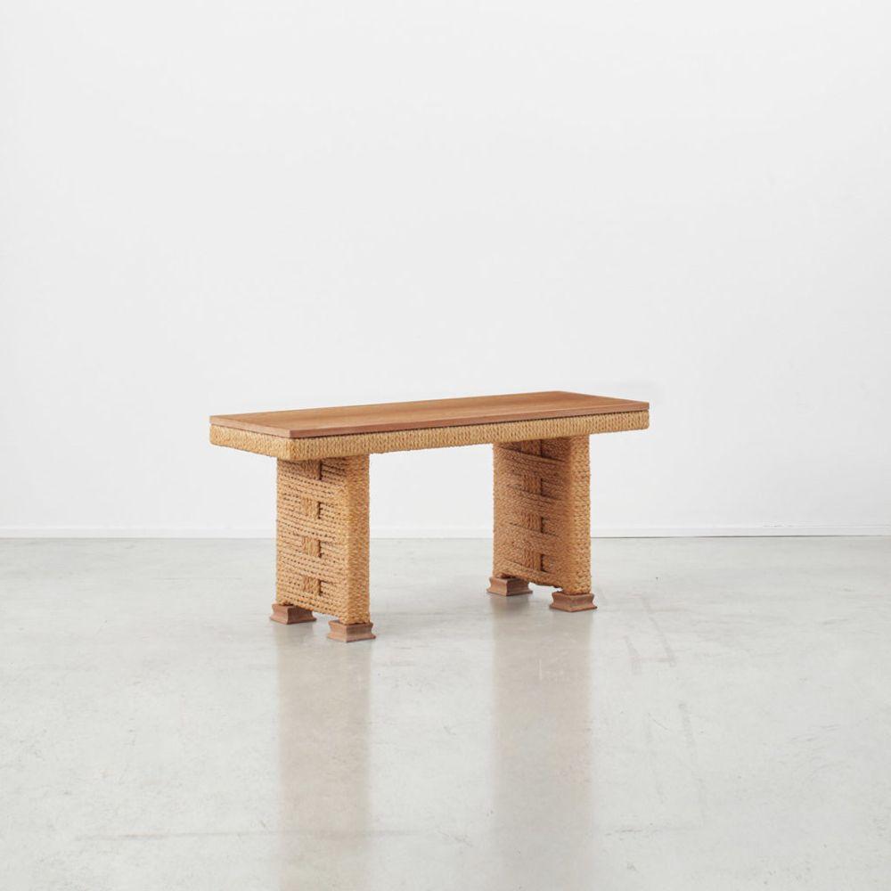 Patio Furniture Refinishing Charlotte Nc: Audoux & Minet Low Console
