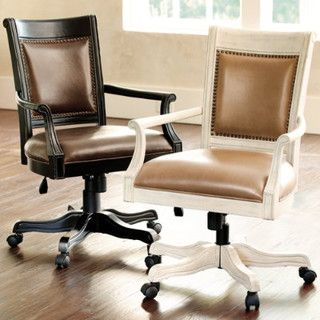 $459 Kingston Desk Chair - traditional - task chairs -  - by Ballard Designs