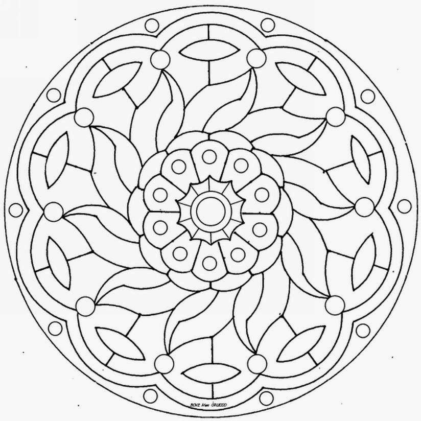 Mandalas To Paint Paint Mandalas Things To Color Mandala