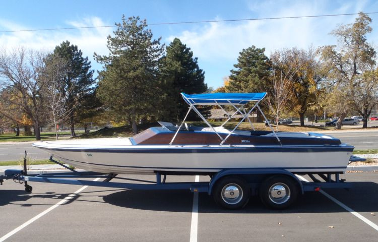 Check out our #TBT boat, a 1976 Spectra 210 Daycruiser. http://bit.ly/1LmzLM0