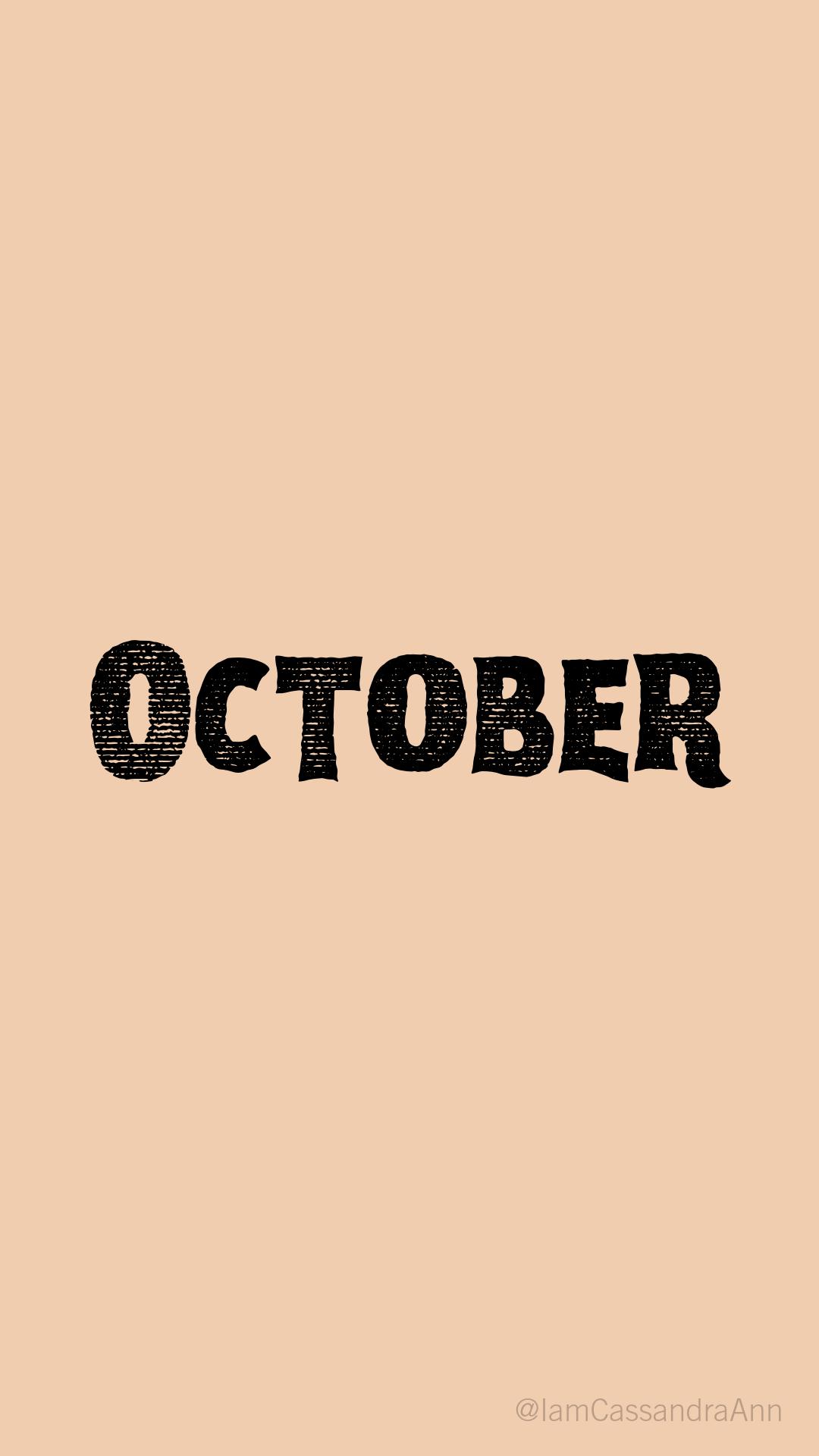 470+Fall October Wallpaper