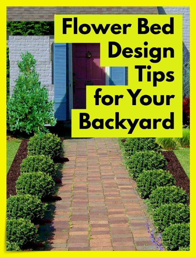 Perfect Flower Bed Ideas Front Yard And Backyard Gardening Design Pinterest Beds Landscaping
