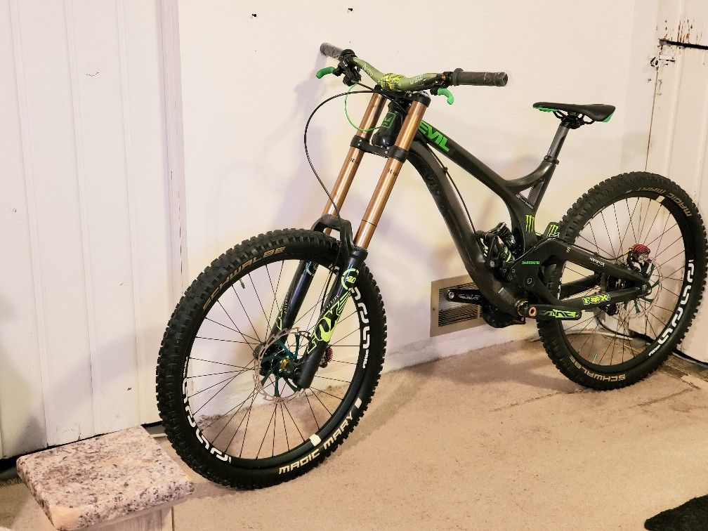 My 2014 Undead Evil In 2020 With Images Bike Bicycle Undead