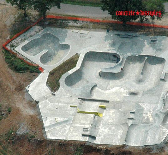 Pin By Heather Revie Borland On Springfield In 2020 Springfield Skate Park Concrete