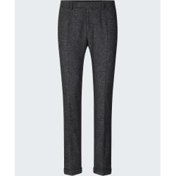 Pantalon cinquième, à motifs anthracite Strellson   – Products
