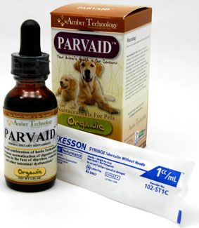 Parvaid 1 Oz Parvo Treatment Dog Health Care Parvo