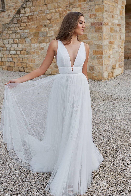 Jenny By Jenny Yoo Annalise Greek Wedding Dresses Wedding Dress Shopping Goddess Wedding Dress [ 1500 x 1000 Pixel ]