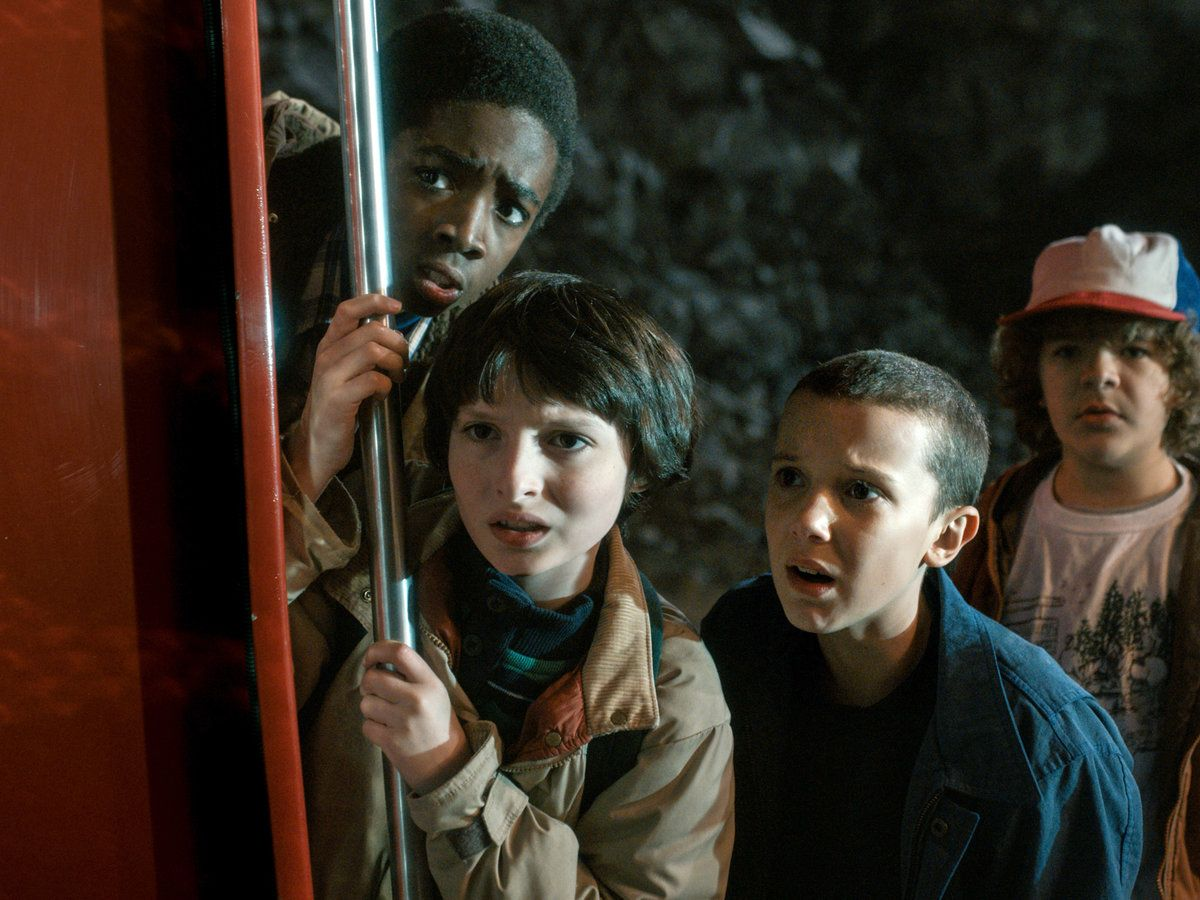 No Monsters in the 'Stranger Things' Season 3 Teaser, Just