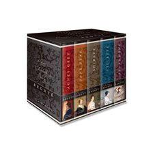 Die 5 großen Romane der Brontë-Schwestern   bestellen - THE BRITISH SHOP english christmas present ideas