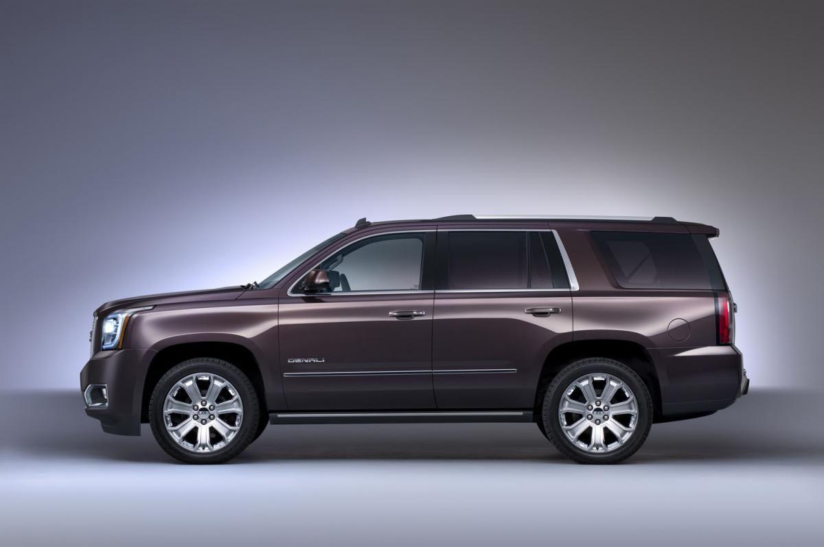 Introducing The 2015 Chevrolet Suburban Tahoe Gmc Yukon Yukon