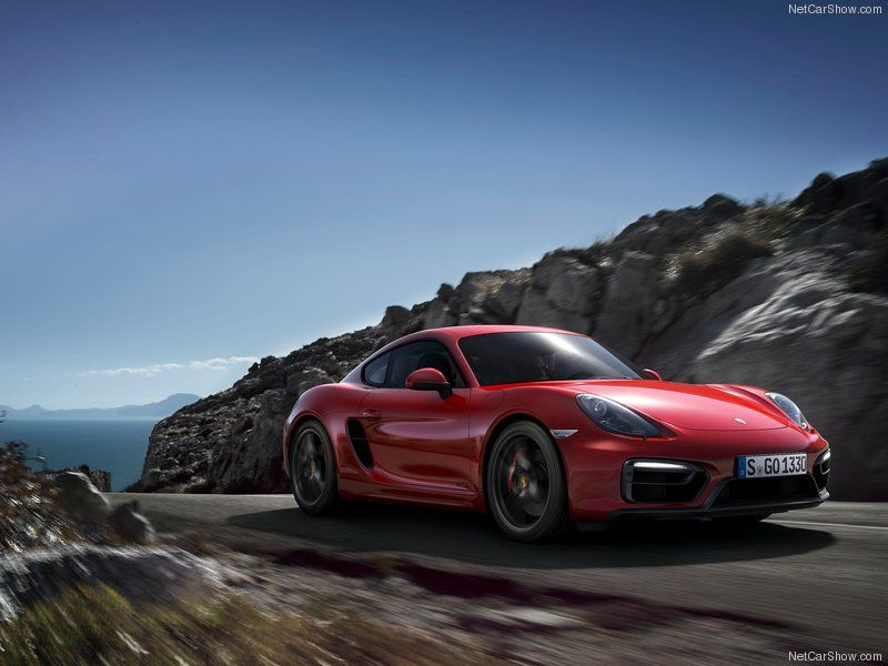 2015 Cayman GT4 Race Car Acknowledge the Specs Price