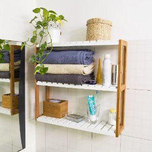 Wandregal Hangeregal Badezimmerschrank Wandschrank
